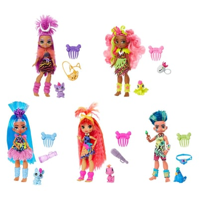 Mattel Cave Club GNL82 Puppen Puppe