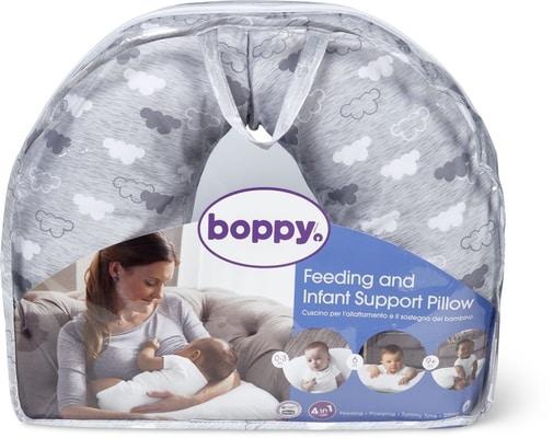Cuscino Boppy Fodera cotone