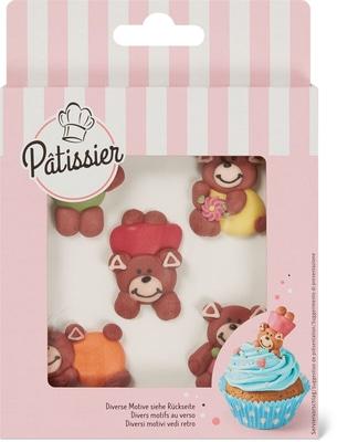 Patissier Figuren Zucker-Dekoration