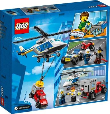 LEGO CITY 60243 L'arrestation en