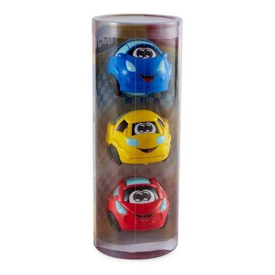 Turbo Ball Set di 3 pz. Macchinine