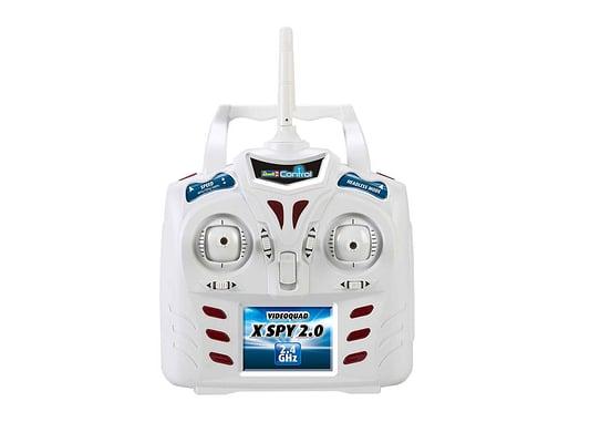 WiFi-Quadcopter X-Spy 2.0