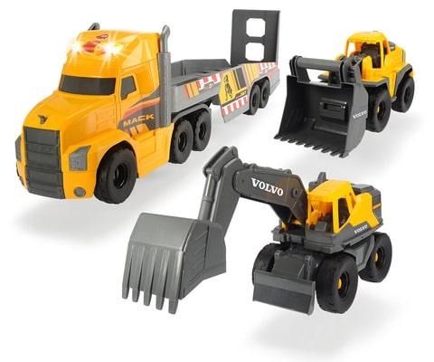 Dickie Toys Volvo Heavy Truck Ferngesteuerte Spielwaren / Fahrzeuge / Bahnen