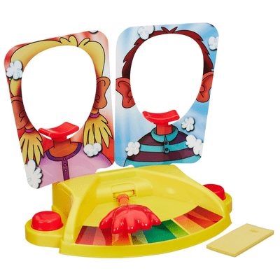 Hasbro Gaming Pie Face Duell (D)