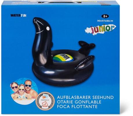 Schwimmender Seehund klein Luftmatratze