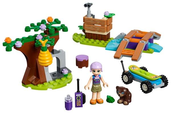 LEGO Freinds 41363 L'aventure dans