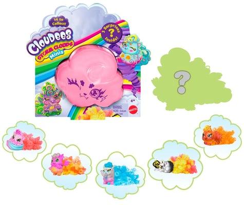 Mattel Cloudees Mini Surprise GLN72 Figure giocattolo