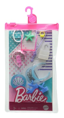 Barbie GWD98 Fashion Storytelling Bambole accessori