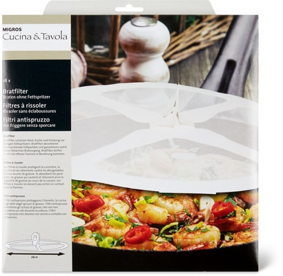 Cucina & Tavola Filtri antispruzzo