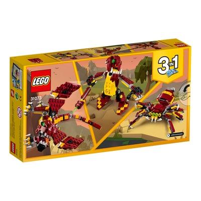 Lego Creator 31073 Creature Mitiche