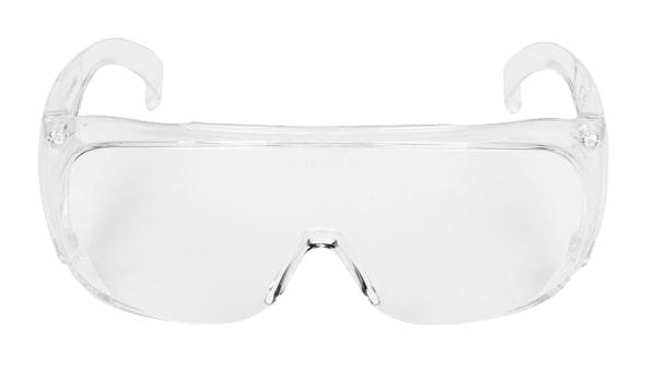3m arbeitsschutz schutzbrille klar f r brillentr ger migros. Black Bedroom Furniture Sets. Home Design Ideas