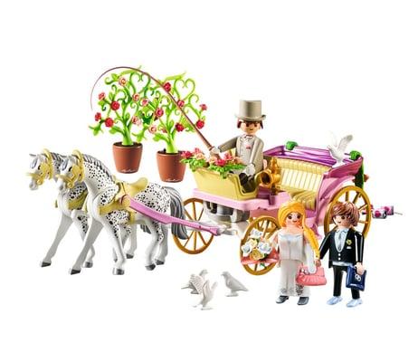 Playmobil Hochzeitskutsche