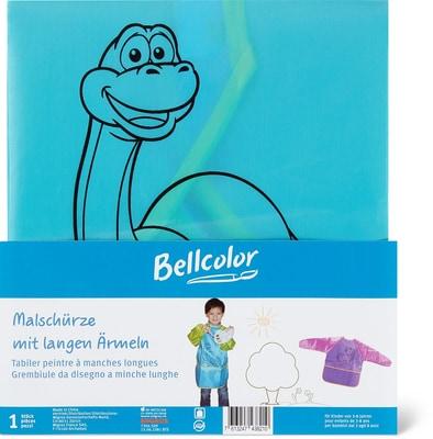 Bellcolor Malschürze langärmelig