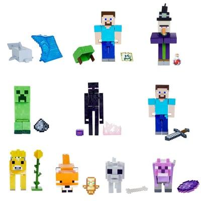 Minecraft GTP08 Biome Builder Spielfigur