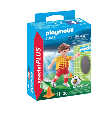 PLAYMOBIL 70157 Joueur de foot