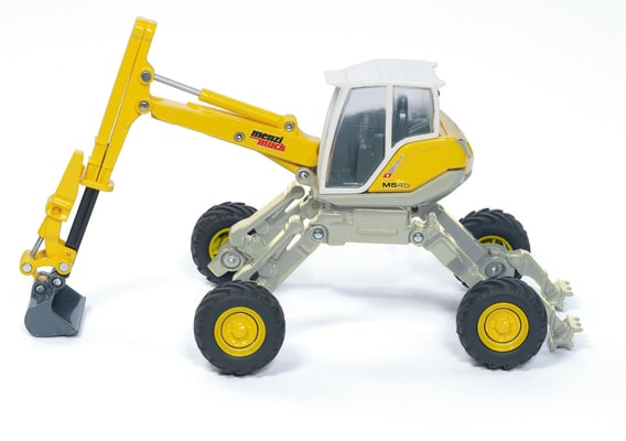 Siku Schreitbagger Menzi Muck Modellfahrzeug