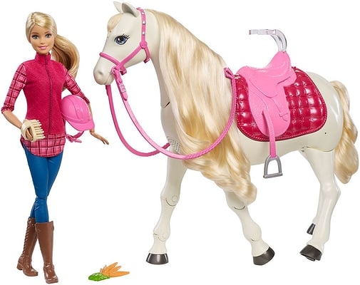 Barbie et son Cheval de Rêve