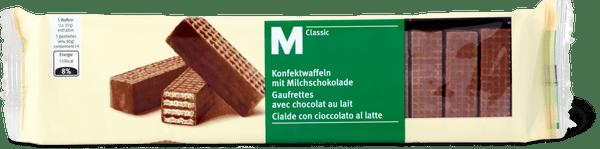 M-Classic Gaufrettes