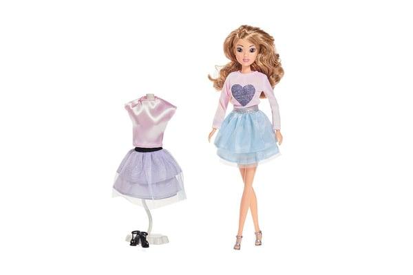 MBF Bianca Fashion Doll Set