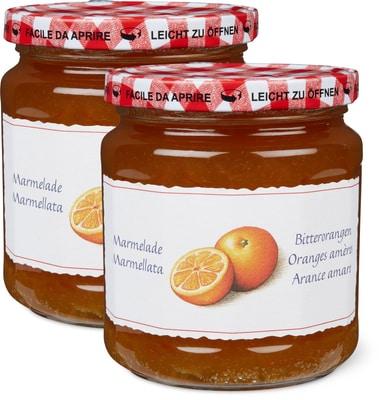 Extra Marmelade Bitterorangen