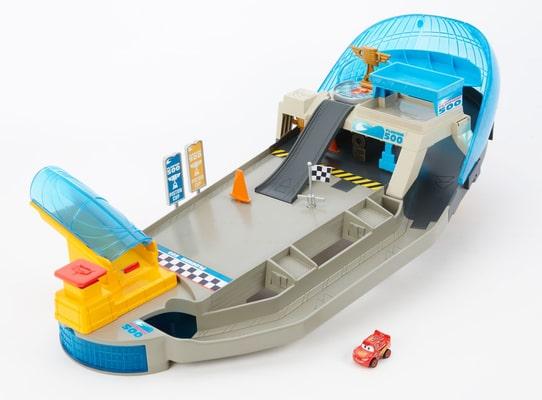 Disney Cars Flipper Mini Véhicules