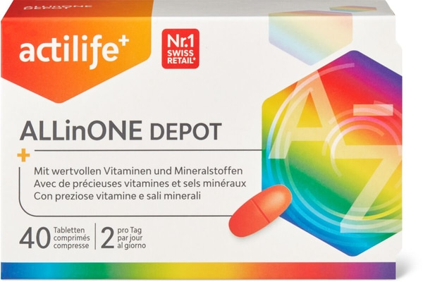 Actilife All in One Depot