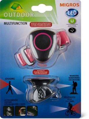 LED Torche multifunction