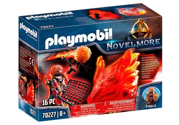Playmobil 70227 Novelmore Firespirit