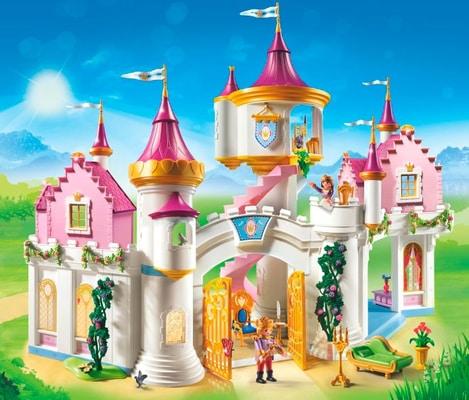 Playmobil Princess Grand château de princesse 6848