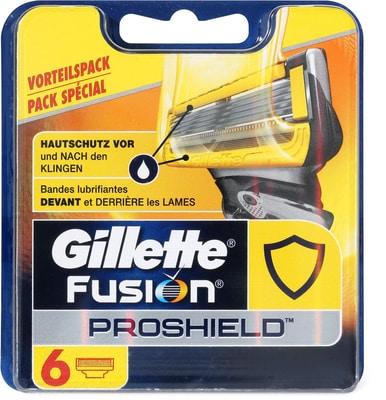 Gillette ProShield Lame di ricambio