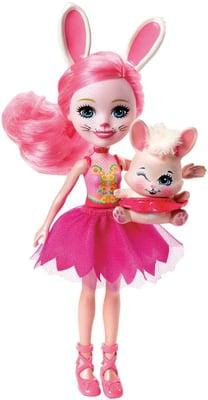 Enchantimals Frh55 Multipack Ballett Giocare a bambole