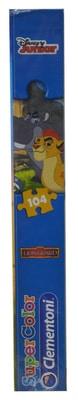 Clemantoni Puzzle Lion Guard 104 Teilig