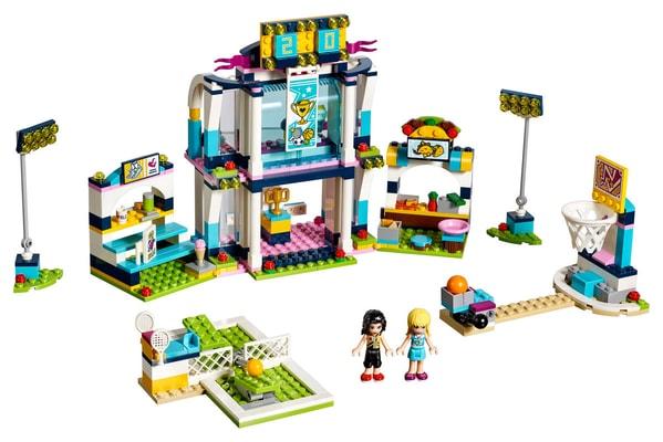 Lego Friends 41338 Larena Sportiva