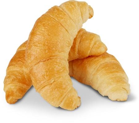 Léger Croissants précuits au beurre
