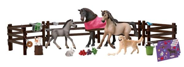Schleich Calendrier de l'avent Horse Club