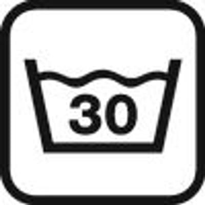 30° Normalwaschgang