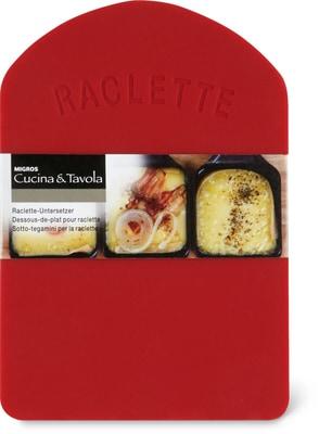 Cucina & Tavola Raclette Untersetzer, farbig