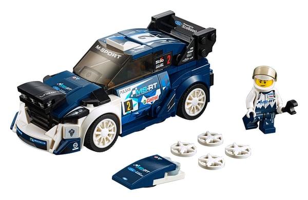 Lego Speed Champions 75885