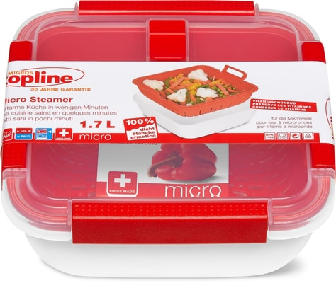 Cucina & Tavola MICRO Steamer 1.7L