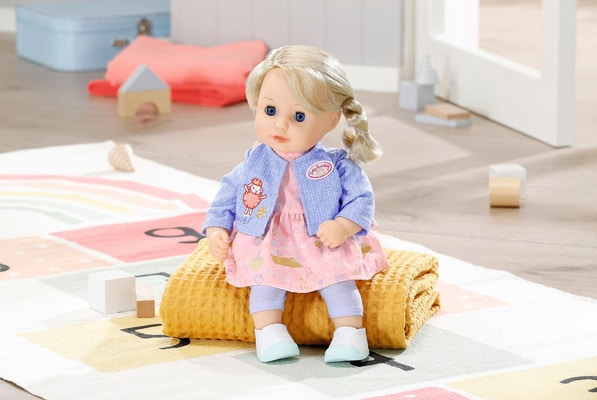 Zapf Creation Baby Annabell Little Sophia 36CM Puppe