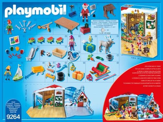 Calendario dell'Avvento 'Laboratorio di Babbo Natale'