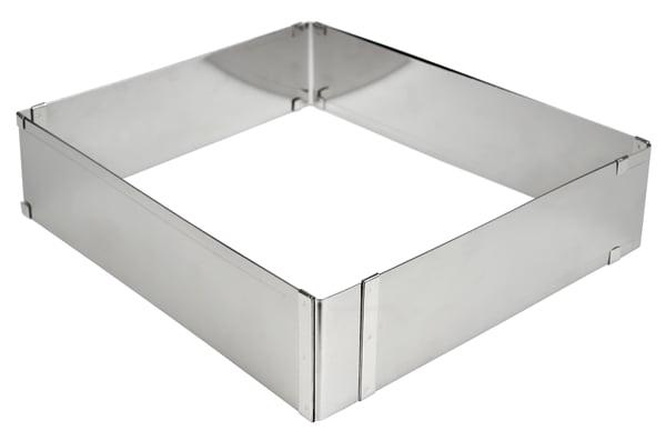Cucina & Tavola Moule carré pour cuisson et décoration