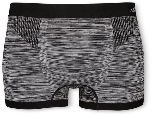 MEN'S SHORT SEAMLESS SMALL STRIPES schwarz