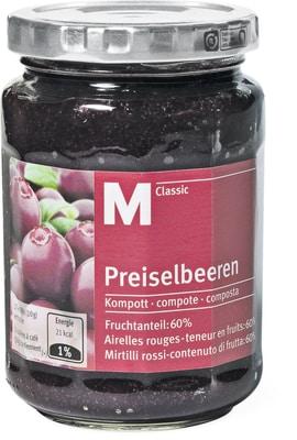 M-Classic Preiselbeeren