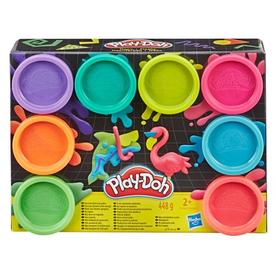 Play-Doh Pack de 8 couleurs