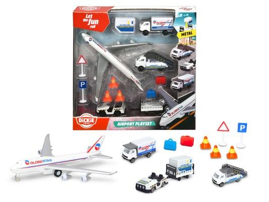 Dickie Toys Airport Playset Spielfahrzeug
