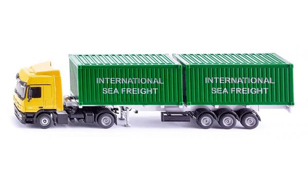 Siku LKW mit Container Modellfahrzeug