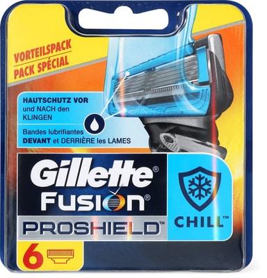 Gillette Chill Ersatzklingen