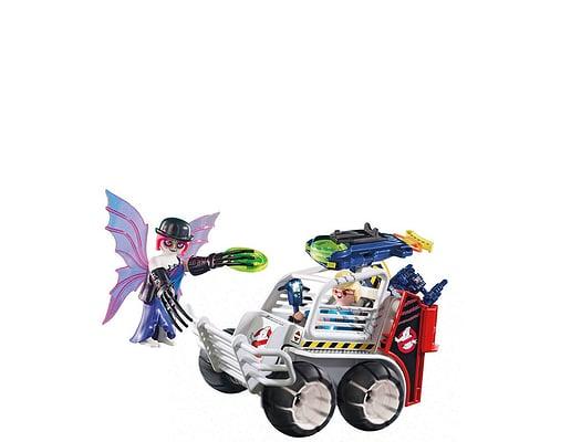 Playmobil Spengler et voiturette