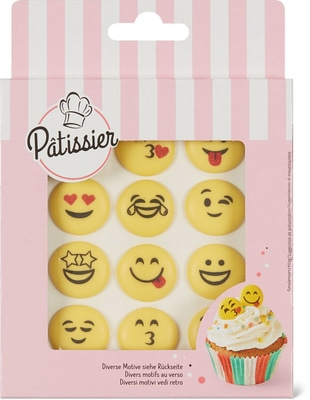 Patissier Emoticons